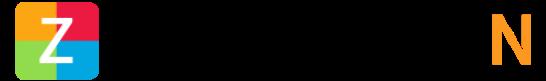 제론소프트엔 로고